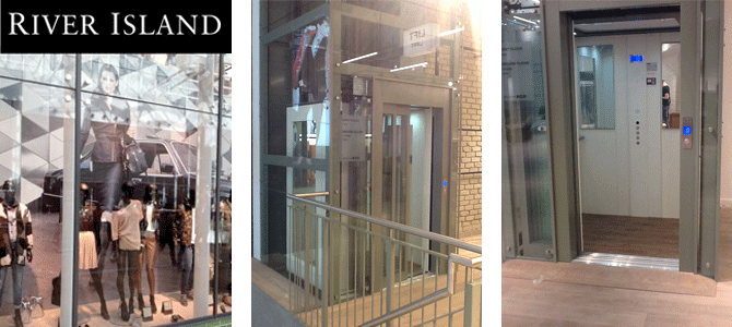 Bespoke Commercial glass capsule lifts, panoramic circular lifts