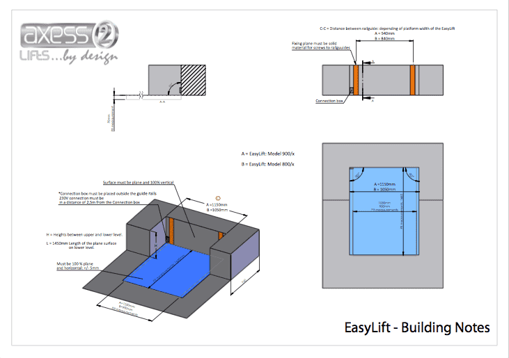 Easylift Building Notes Icon
