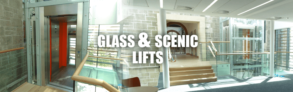 glass and scenic lifts