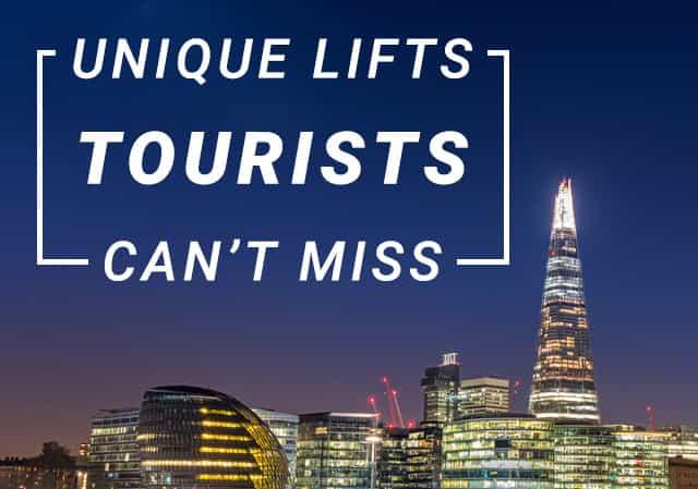 Unique Lifts Tourists Can't Miss