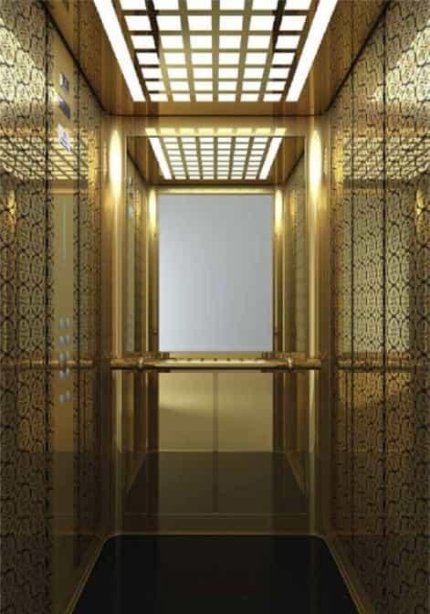 Axess2 Home Lift Cabin
