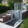 step lifts for handicapped and step lifts for the elderley