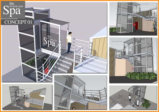 Lift design concept sheet - LIFT DESIGN SERVICE