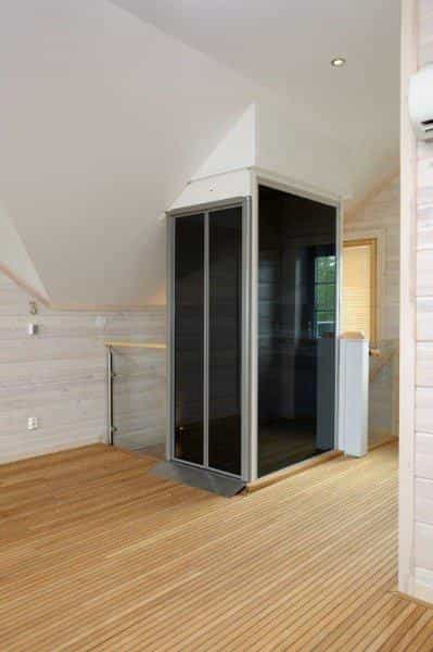 Qube 1 - Case Study: Qube 1 Home Lift