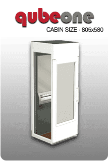 Qube one Home Lift