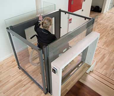 Easylift Tile - Buyer's guide to platform lifts
