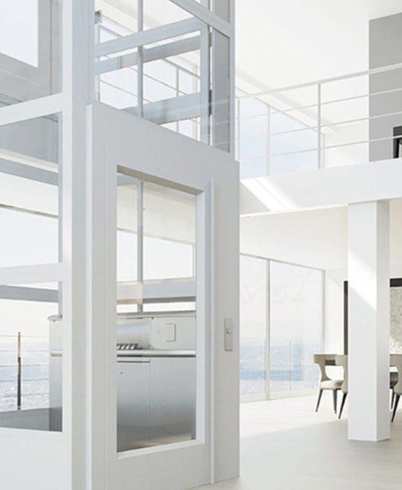 cibes home lift panoramic views 1170x700 575x700 - Qube 4 Platform Lift