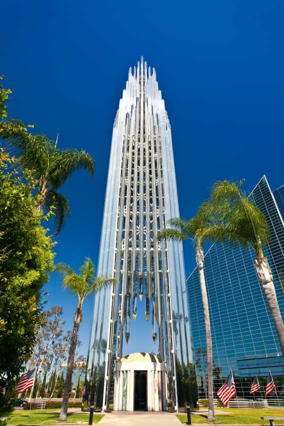 crystal cathedral - iStock_000021071784_Small