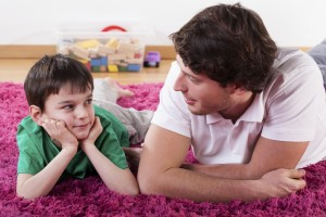 Young Father and Son iStock 000038634354 Medium 300x200 - SAFETY IN THE HOME: DOMESTIC LIFTS