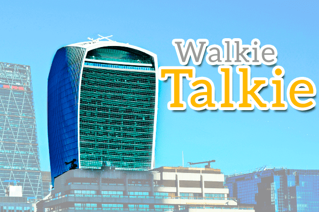 The Walkie Talkie