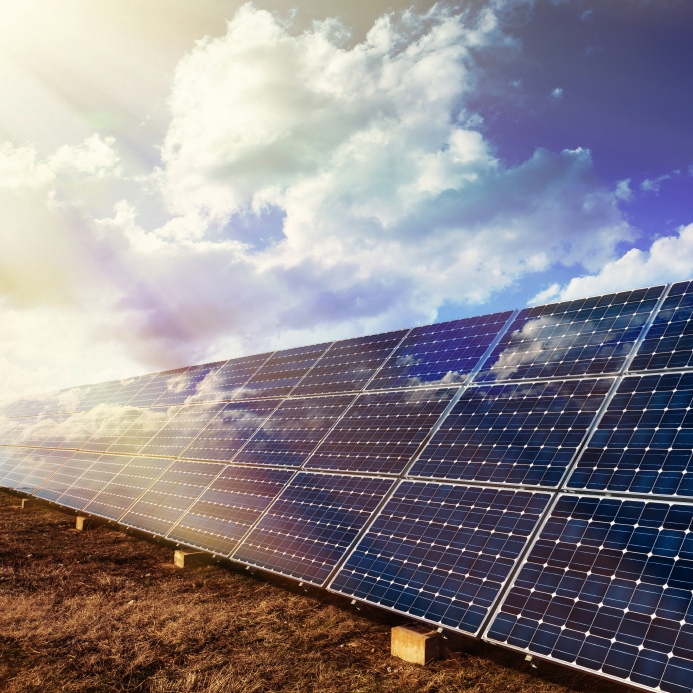 solar panelling iStock 000064401539 Small - Solar Energy and Lift Technology