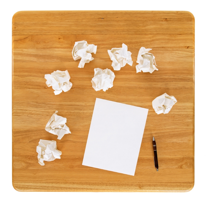 wasted paper iStock 000007857840 Small - WHAT ARCHITECTS ARE THINKING WHEN THEIR CLIENTS SAY…