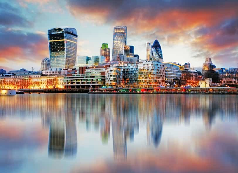 London skyline iStock 000062298248 Small - London's Skyline of the Future