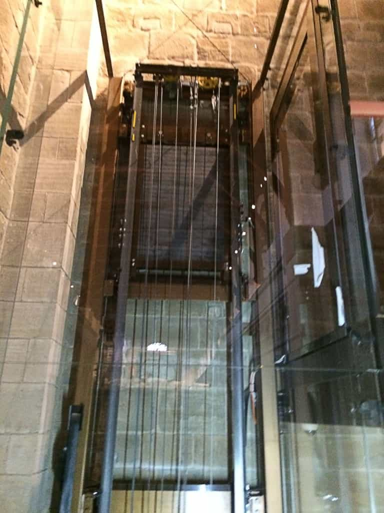 Photo 09 02 2016 14 07 36 768x1024 - Case Study: Traction 400 (Leonardo) Installed at Durham Cathedral