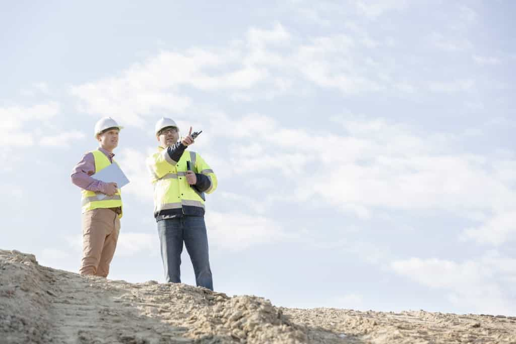 construction site iStock 000067265683 Medium 1024x682 - CONTRACTORS: HOW TO COMMUNICATE BETTER WITH YOUR CLIENTS