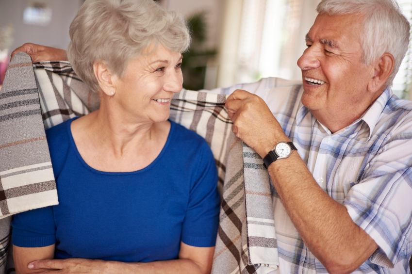 elderly couple iStock 000072521049 Small - How Elderly Clients Can Benefit from Domestic Lifts
