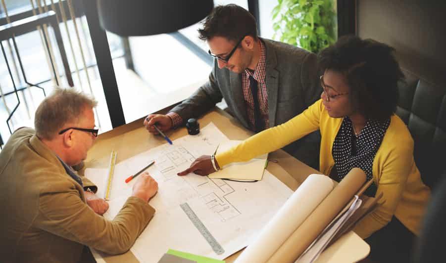 Group Architect Meeting Planning Blueprint
