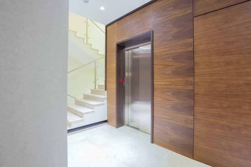 Elevator in modern building iStock 60181558 SMALL - The Rising Trend of Home Lifts in Luxury Homes