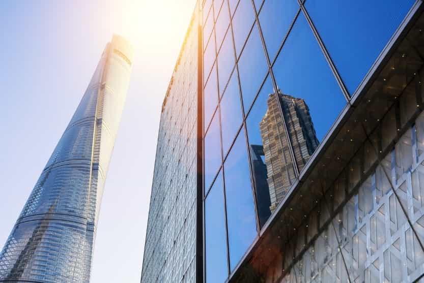 china world trade centre - The Fastest Elevators in the Entire World