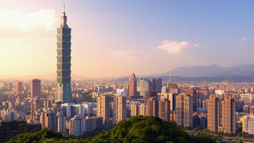 taipei 101 - The Fastest Elevators in the Entire World