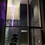 Bespoke glass lift with opalux vinyl 3 150x150 - Cabin Finishes