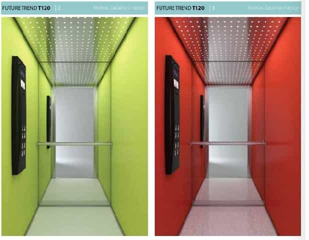 bright bold trend - Interior Design Trends for 2018 - Lift Lookbook