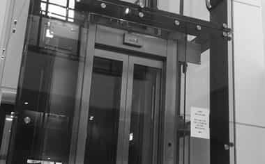 case studies cta - Pitless passenger lift, installed at Oscars Burnley