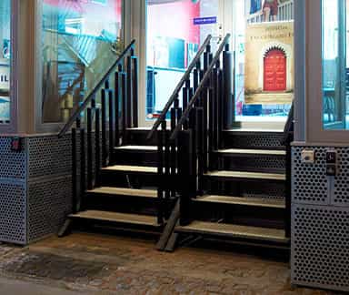 Access Product Tile - Commercial Lifts
