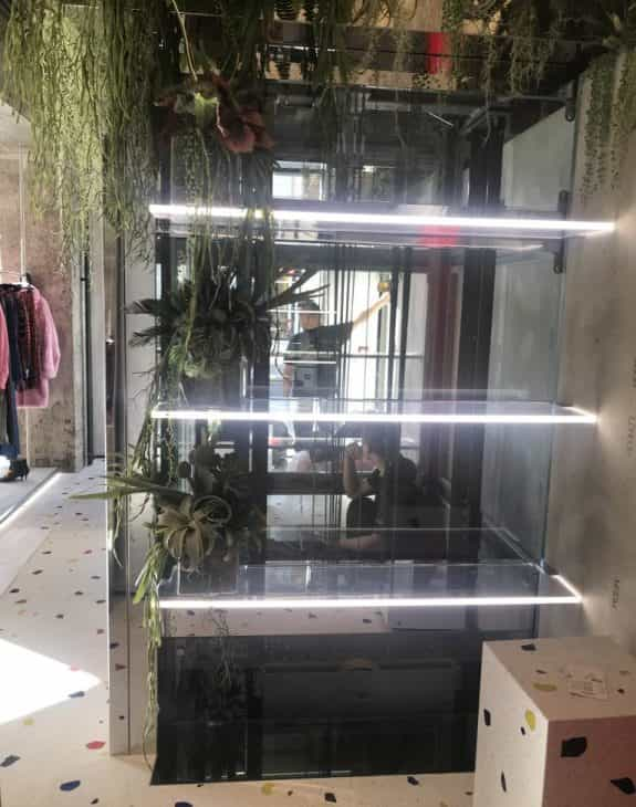 Photo 03 10 2018 09 54 39 768x1024 575x730 - CASE STUDY: FASHION LIFT INSTALLED AT MSGM