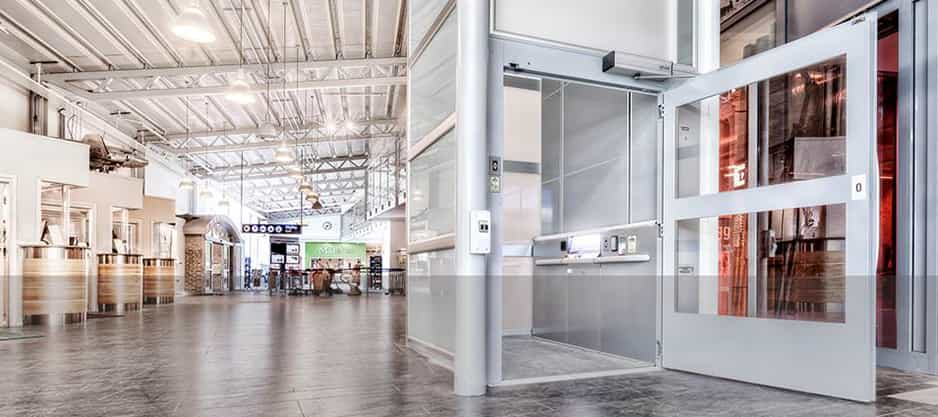 commercial case study - Commercial Lifts