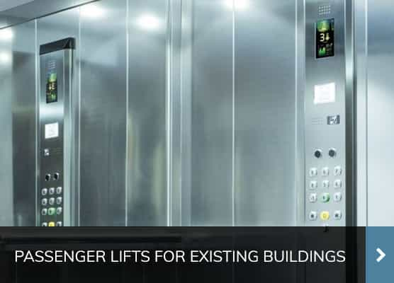 existing buildings - Passenger Lifts & Passenger Lift Services