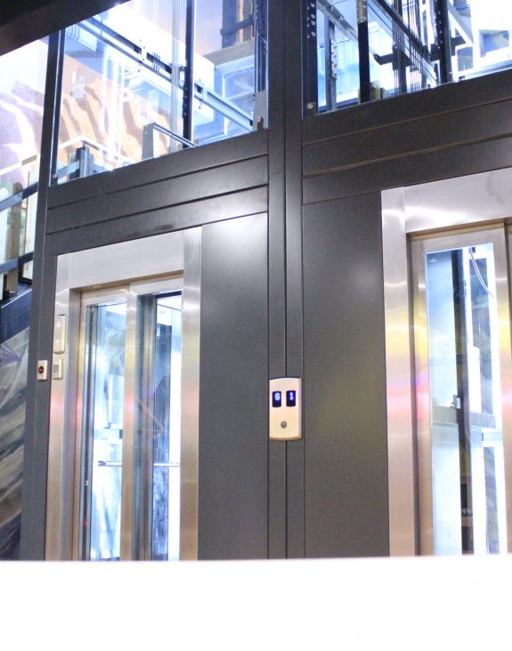 Photo 19 11 2019 12 34 38 575x730 - Twin passenger lifts installed at the new Angry Birds Adventure Golf Centre