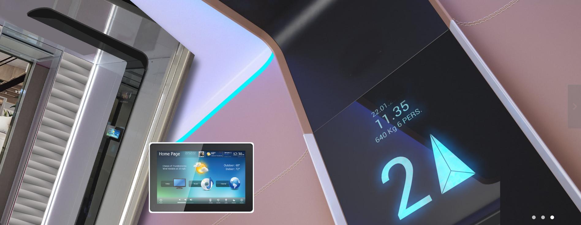 Smart Controls - Smart Home Lift