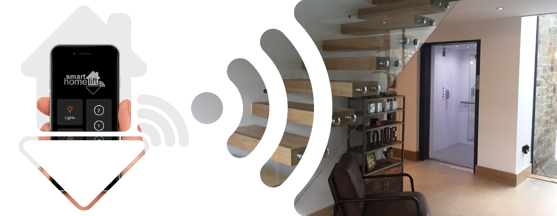 Smart Home Lift Intro - Smart Home Lift