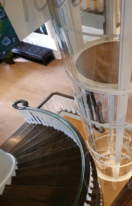 Vuelift mini Round 4 1 - Round/Circular Lift