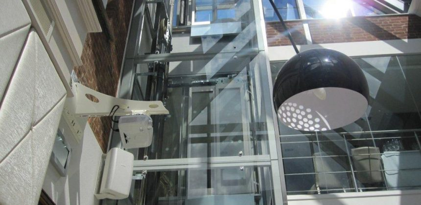Scenic Glass Lift and Structure 860x420 - Platform Lifts & Disabled Access Lifts from Axess2
