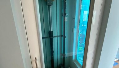 home lift installation 384x220 - Hydraulic Home Lift Installation in West Sussex