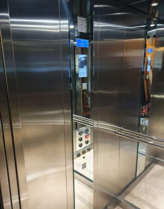 Lift Installation in West London