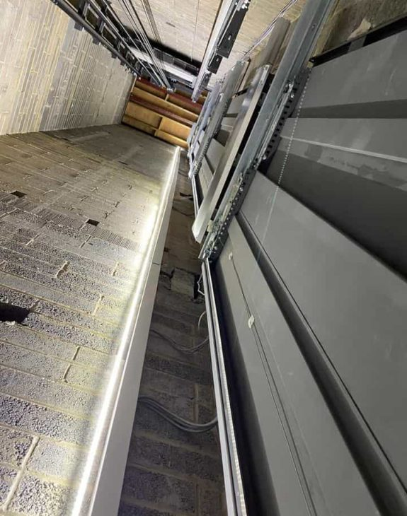twin passenger lift 575x730 - Twin Passenger Lift Installation in Camden
