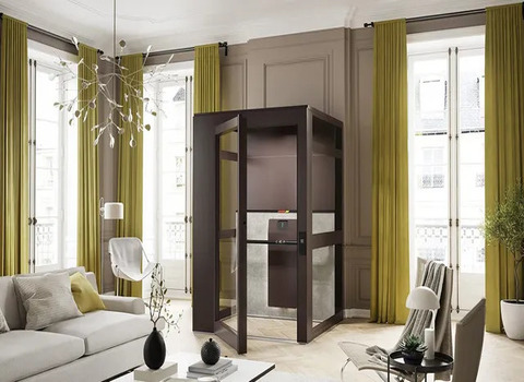 home lift cibes air in french apartment home grid 1 480x350 - Sheffield Lifts